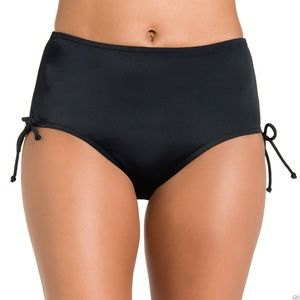 St. John's Bay Adj Solid Brief Swimsuit Bottoms